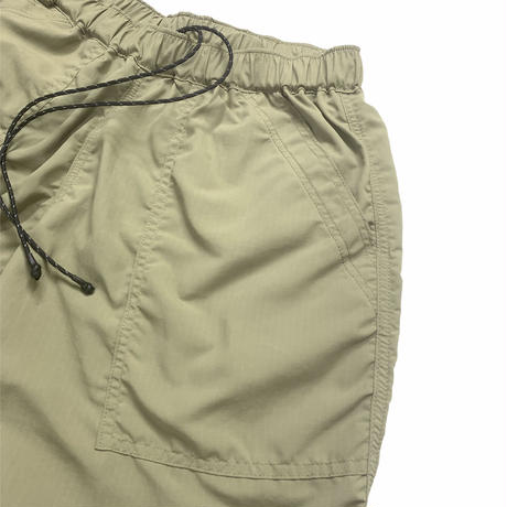 STUMPSTAMP  PUCKERING BIG SHORTS  (SAND BEIGE)