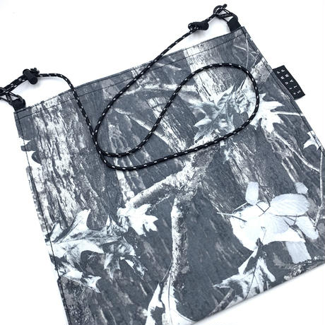 STUMP STAMP Pass Pouch (Monotone Real Tree Camo)