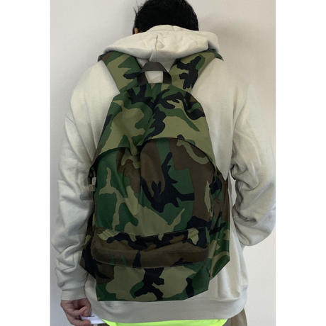 STUMP STAMP  GORE-TEX CAMOUFLAGE LARGE DAYPACK (WOODLAND)