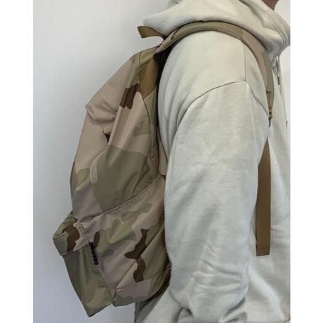 STUMP STAMP  GORE-TEX CAMOUFLAGE LARGE DAYPACK (DESSERT)