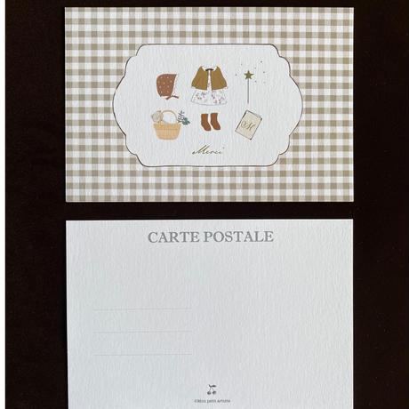 ポストカード ♡  𝚖𝚎𝚜 𝚏𝚊𝚟𝚘𝚛𝚒𝚜