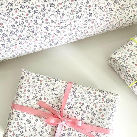【クリックポスト】 10枚 ★ wrapping paper A3 Bonjour mon petit lapin