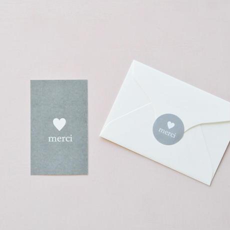 mon coeur ★ sticker&messagecard