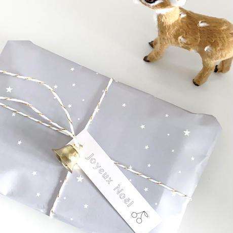 【ゆうパック】100枚 ★ wrapping paper A3    étoiles