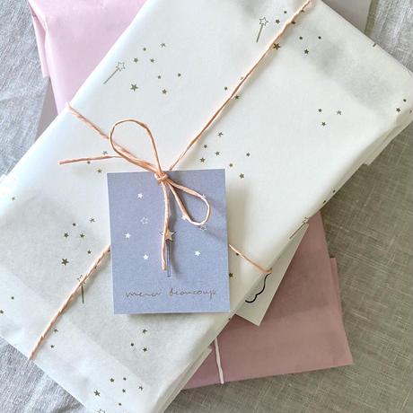 【ゆうパック】 10枚 ★ wrapping paper A3