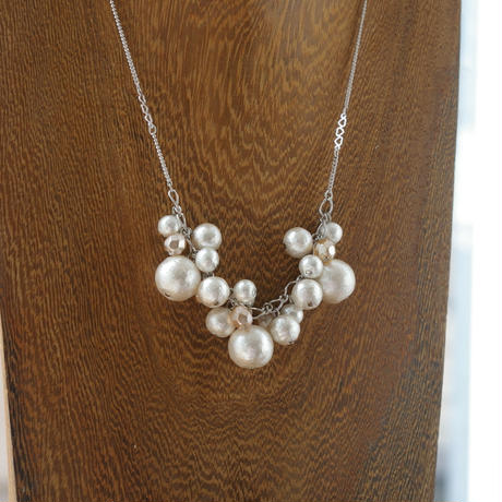 sparkle cotton pearl N