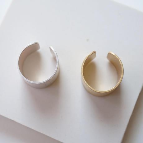 wide ring matte cuff