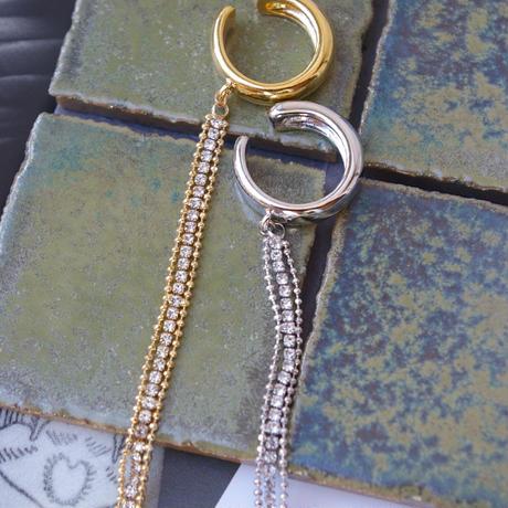 long chain cuff