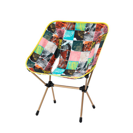 MONROxHELINOX   TACTICAL CHAIR LARGE with ROCKER     | SUNBURN