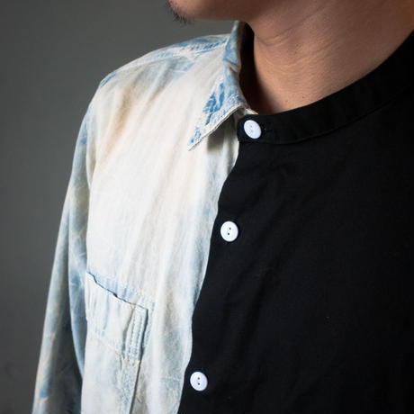 Chimera Shirt Blk/Den by 898