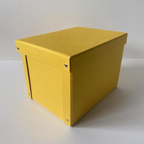 &PAPERS PB MEDIA BOX  yellow