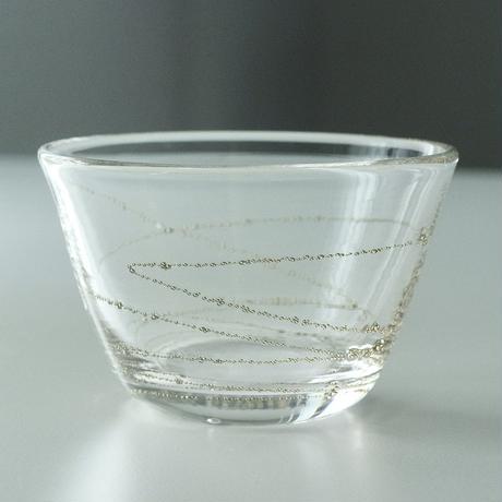 sun'oco glass 曽田伸子 [泡]そばちょこ No.2