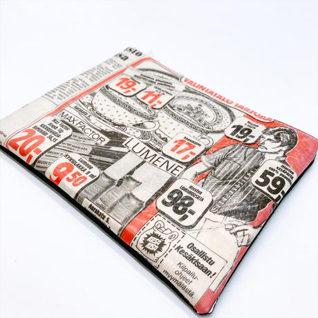 LIFE AND BOOKS|OLD PAPER POUCH (L)8