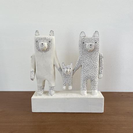 タカハシヒデキ|トリオのクマ