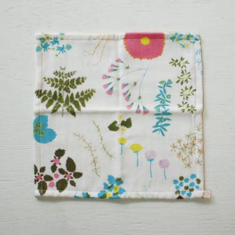 イイダ傘店 | ミニタオル / 森の花
