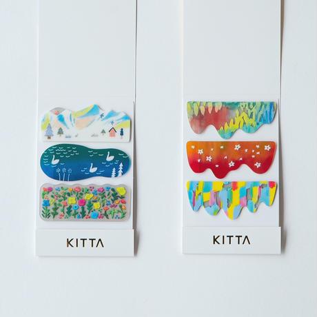 HITOTOKI|【新商品】KITTA Clear アソートセットA
