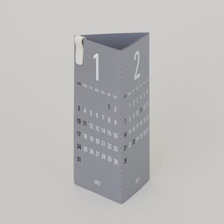 Replug 2022年カレンダー「Re+g Triangular」セット シルバー