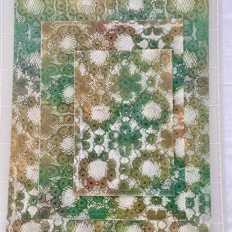 ツヴィリンゲ ツヴィリンゲ模様のワックスペーパー袋 6枚セット