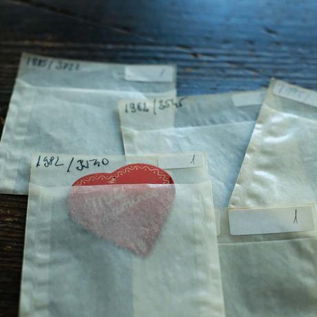 CHARKHA|【限定】クラフトペーパーのお手紙とあれこれ封筒チケットセット
