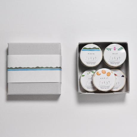 シイング 「ミナモヨウ」マスキングテープセット