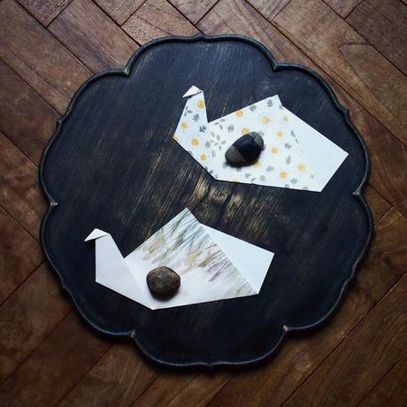 【9月号掲載分】大森 木綿子 お懐紙セット「お月見」