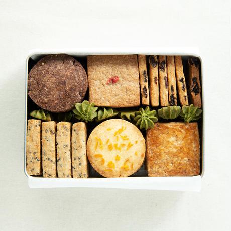 【6月号掲載分】手紙舎|手紙舎オリジナルクッキー缶&ドリップパック 夏のギフトセット