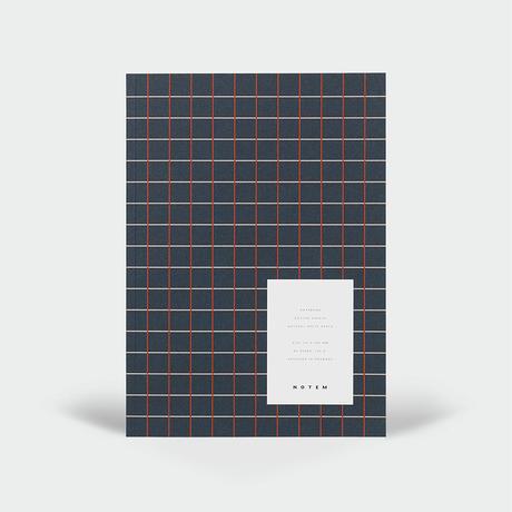 DRESSENSE 【紙博限定】デンマーク製 NOTEM VITA ノートM