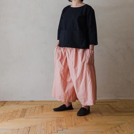 TANSU|キュロットパンツ/ピンク