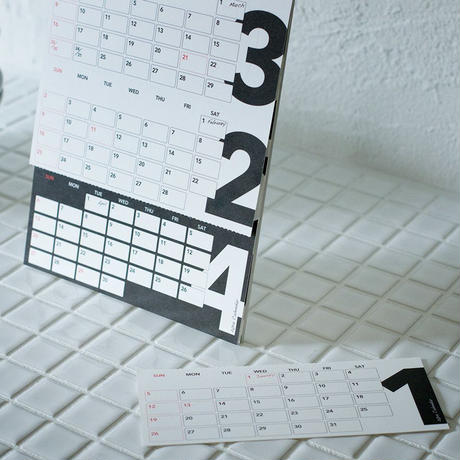 Replug|2022年カレンダー「3's」