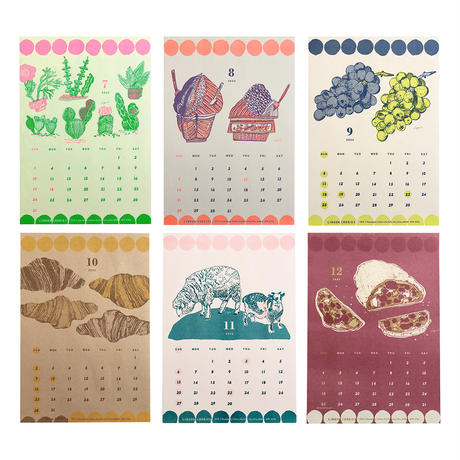 いのうえ彩 Calendar2022<BOX入り>