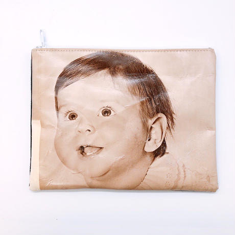 LIFE AND BOOKS   OLD PAPER POUCH (L)9-4