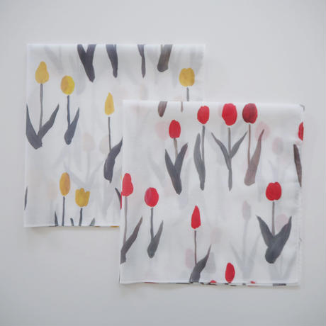 otsukiyumi Tulipハンカチ