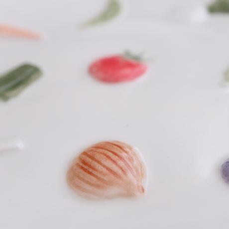 【7月号掲載分】po-to-bo 野菜プレート