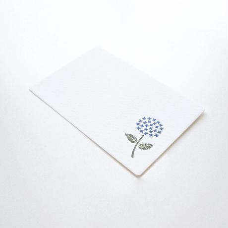 MATOKA mois et fleurs ステーショナリーセット ajisai