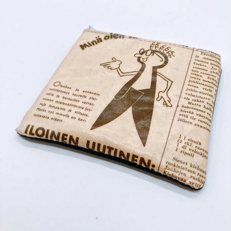 LIFE AND BOOKS|OLD PAPER POUCH (S)7-15