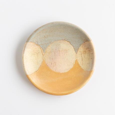 シマシマポタリ 4.豆皿