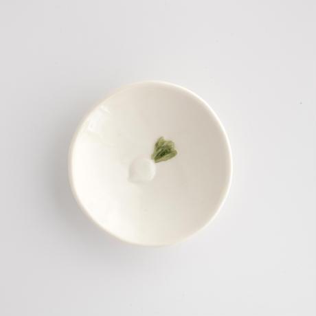 【7月号掲載分】po-to-bo|3野菜豆皿・かぶ