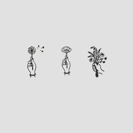 KNOOPWORKS |お花の3点セット