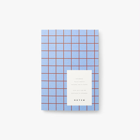 DRESSENSE|【紙博限定】デンマーク製 NOTEM UMA ノートS