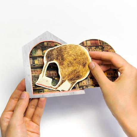 rala design | 巣ごもり動物セット