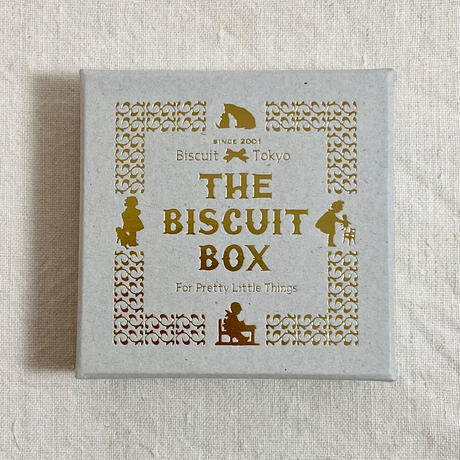 Biscuit The Biscuit Box +ドレスデントリム