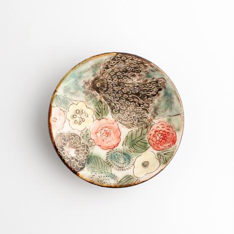 ミシャコシャ 4.A-4 okinawa 豆皿