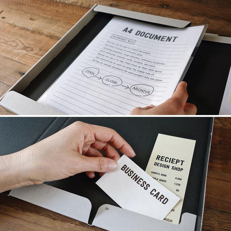 HI MOJIMOJI|WORKERS'BOX 5冊 + STAND セット