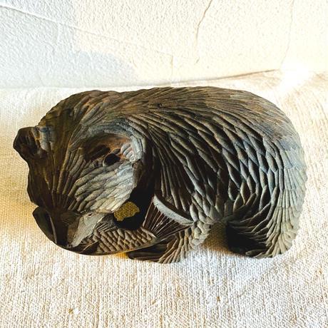 【10月号掲載分】houti|毛並みが綺麗なカッコいいくまごろう