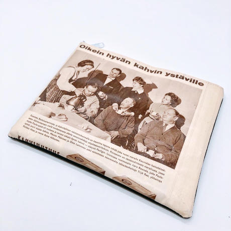LIFE AND BOOKS|OLD PAPER POUCH (L)7-11