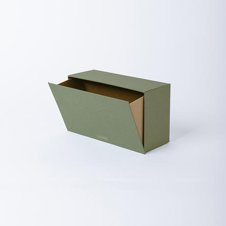 &PAPERS|STANLEY moss green