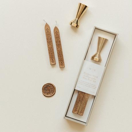 Paper Tree|シーリングスタンプ&ワックス Olive