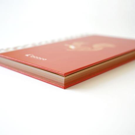 北紙道 hokKAMIdo(石田製本) | booco 北海道のもり HMP-B1 りす ノート
