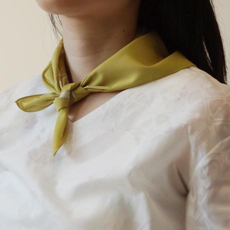 Canako Inoue|フルート ハンカチ(yellow)