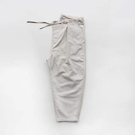 pssst,sir   slip_pants / charcoal gray